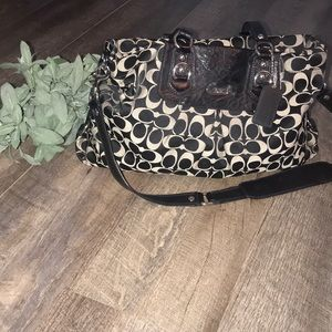 Coach Ashley handbag